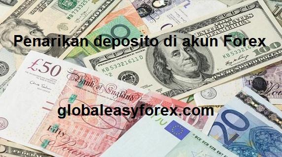Setor dan tarik dana di akun perdagangan Exness Forex. Setoran / Penarikan.